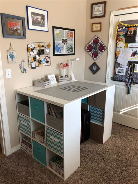 Craft Room Table Designs