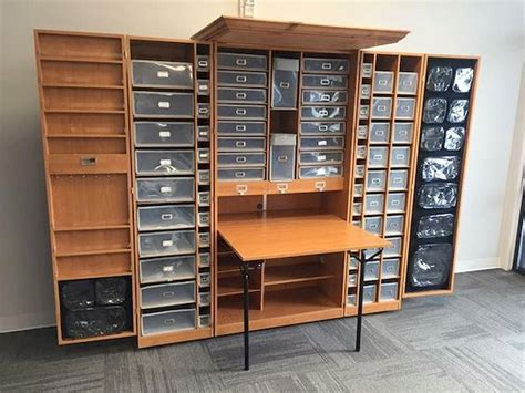 Craft Table Armoire Diy Artistic Designs