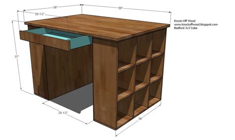 Craft-Cutting-Table-Plans