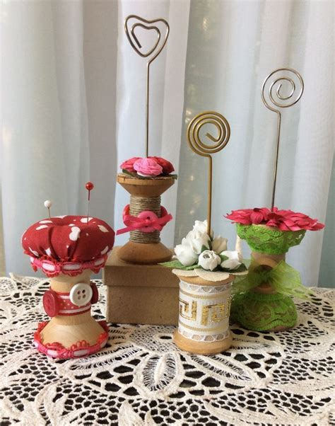Craft-Projects-With-Wooden-Spools
