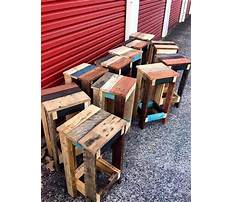 Best Crafts from old wooden pallets