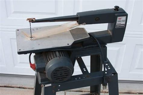 Craftsman 16 Inch Scroll Saw Direct Drive