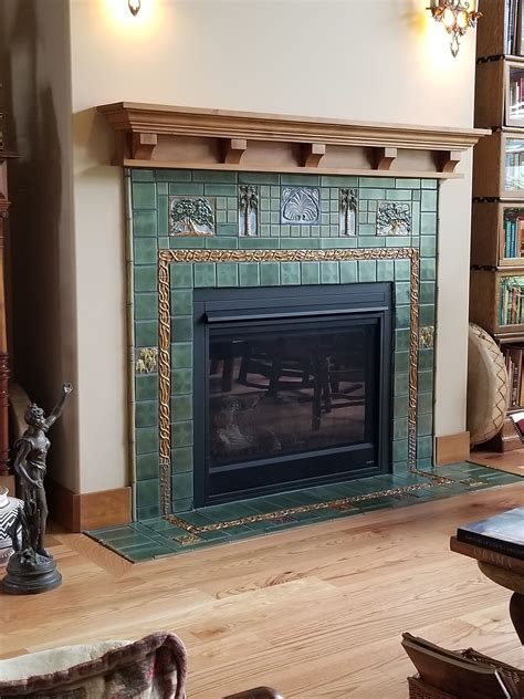 Craftsman Fireplace Mantel Plans Free