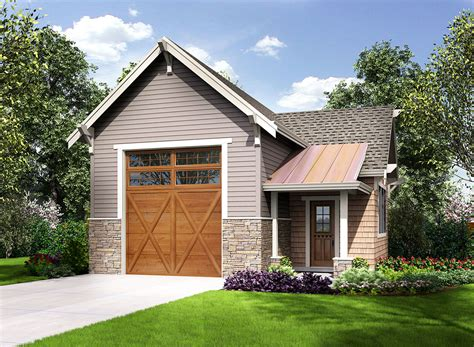 Craftsman Garages Plans