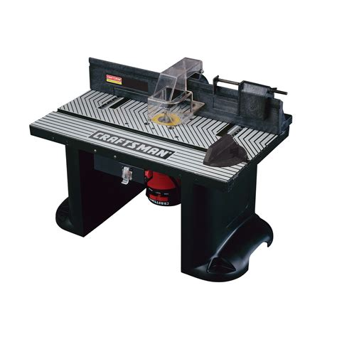 Craftsman Router Table Accessories