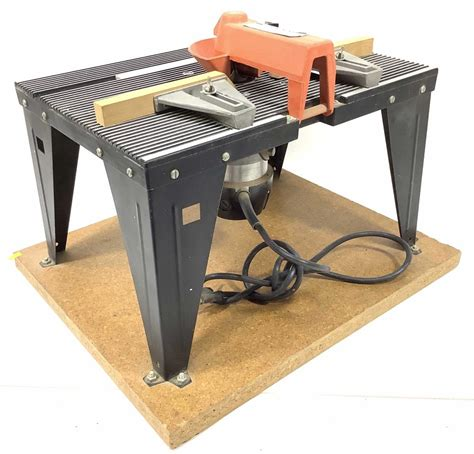 Craftsman Router Under Table Mount