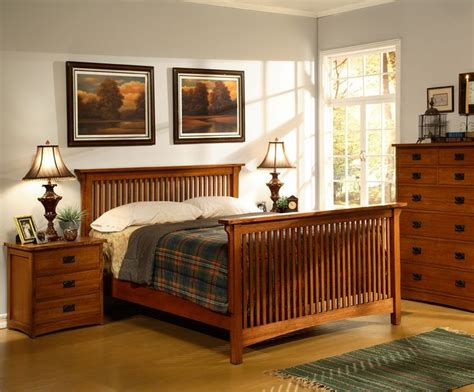 Craftsman Style Bedroom Furniture Plans