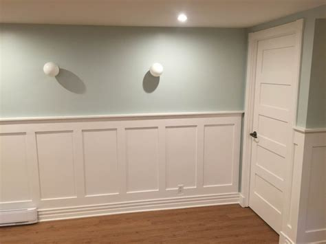 Craftsman Style Wainscoting Plans