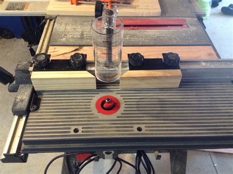 Craftsman Table Saw Router Attachments