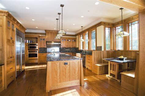 Craftsman-Kitchen-Fine-Woodworking