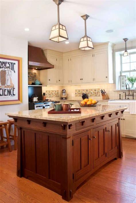 Craftsman-Kitchen-Island-Plans