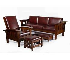 Best Craftsman style chair