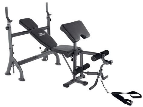 Crane Weight Lifting Bench Instructions