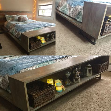 Crate And Barrel Atwood Bed Diy Plans