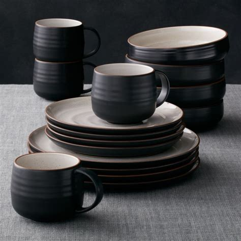 Crate And Barrel Dinnerware Sets
