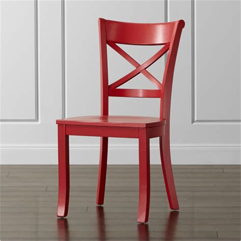 Crate And Barrel Vintner Dining Chair