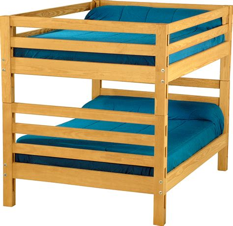 Crate Bunk Bed Plans
