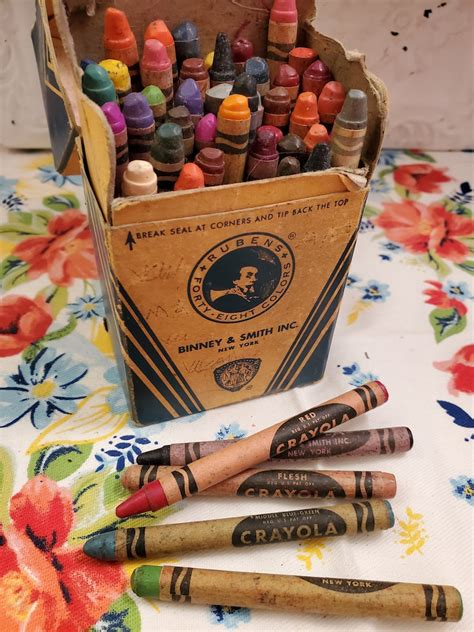 Crayola Crayon Box Diy For Store