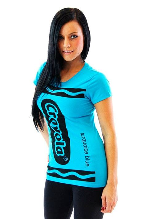 Crayon T Shirt Diy