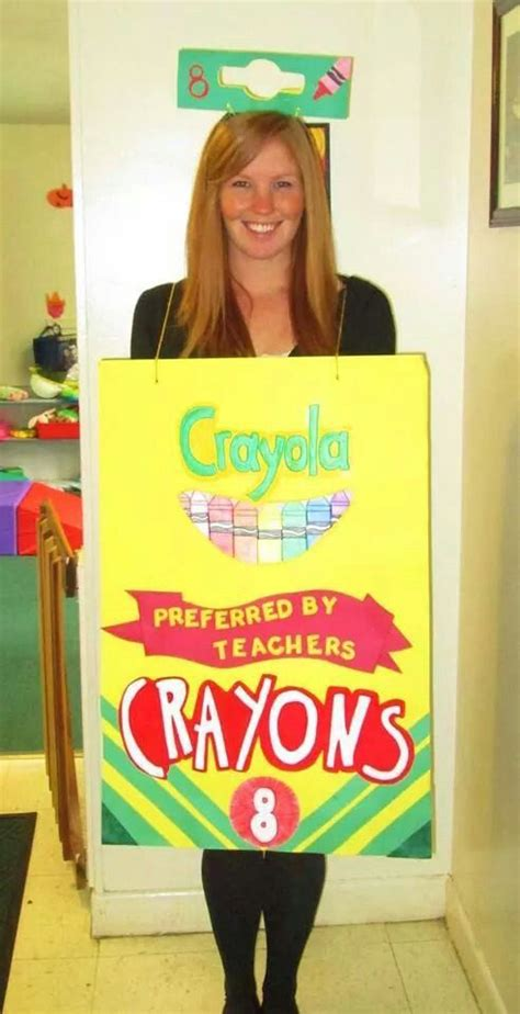 Crayon-Box-Costume-Diy