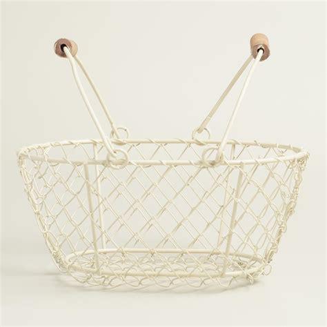 Cream-Wire-Basket