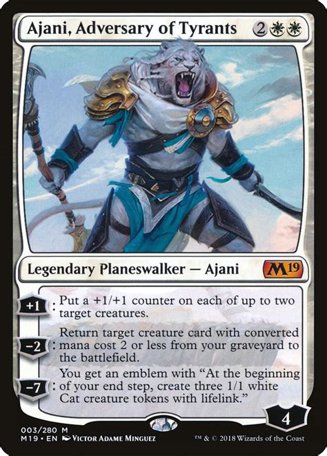 Create Planeswalker Cards