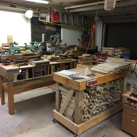 Creating-A-Woodworking-Shop