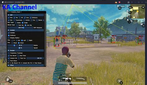 Creation PUBG Hack Key