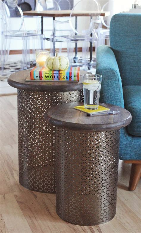 Creative DIY Side Table