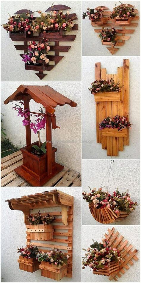 Creative Diy Projects With Wood Pallets