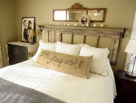 Creative Ideas For King Size Headboard
