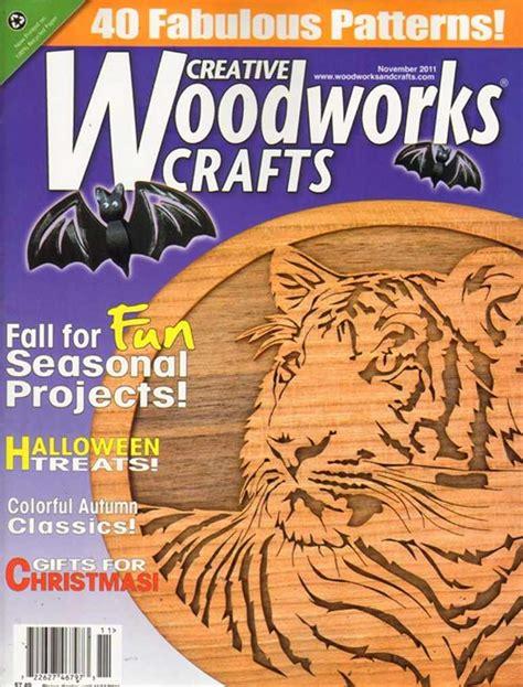 Creative-Woodworking-Crafts-Magazine