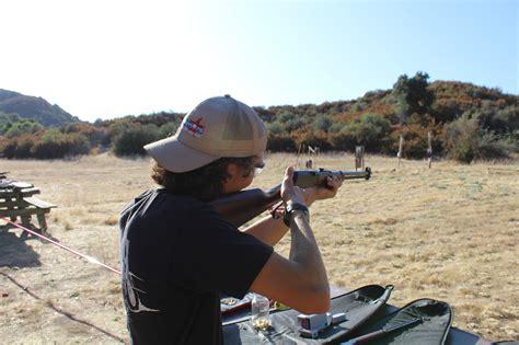 Creston Rifle Range And Eagle Peak Rifle Range