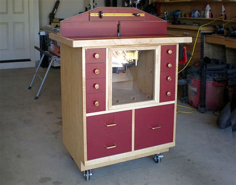 Crestwood Router Table Plans