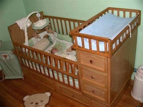 Crib And Changing Table Woodworking Plans