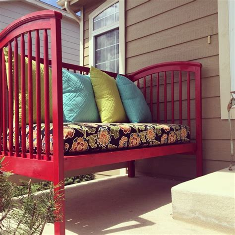 Crib Attached To Bed Diy Decor