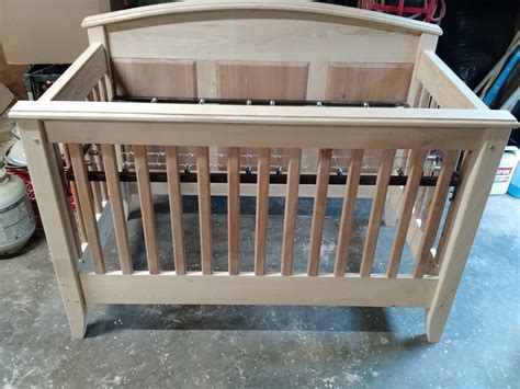 Crib Plans And Hardware