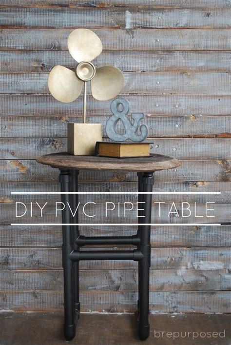 Crib Table Diy Pipe