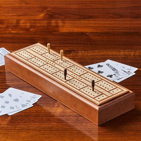 Cribbage Board Woodworking Plans