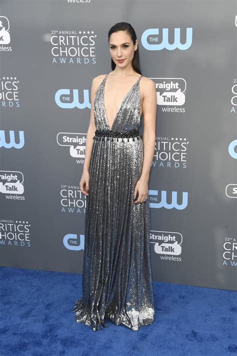 Critics Choice Awards Dresses