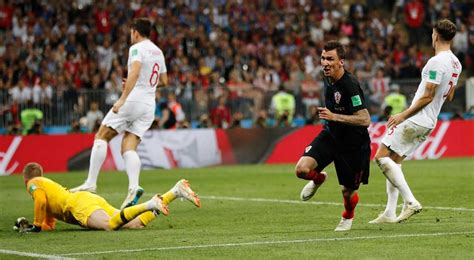 Croatia Fifa World Cup England