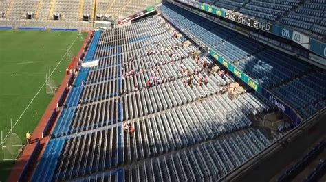 Croke Park Seating Plan Davin Stand