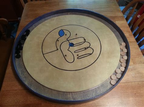 Crokinole Table Diy Pipe