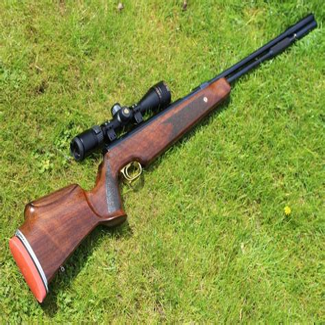 Crosman Optimus 177 Air Rifle Review And Diana Rws 48 Air Rifle Review
