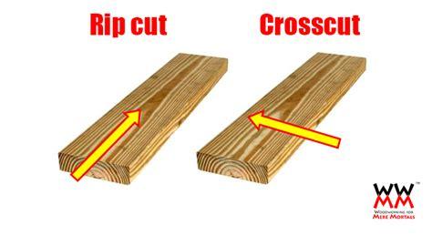 Cross-Cut-Woodworking