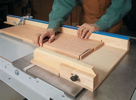Crosscut Sled Plans Woodsmith
