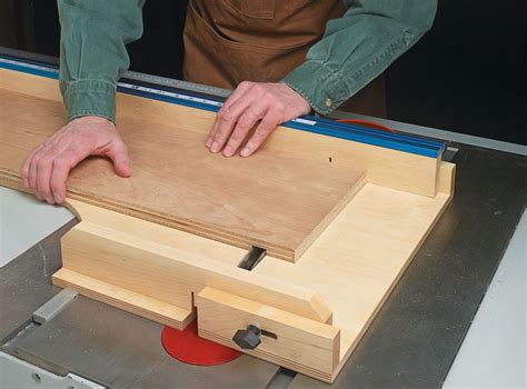 Crosscut Sled Plans Woodsmith Library