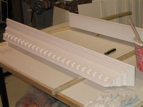 Crown Molding Shelf Diy