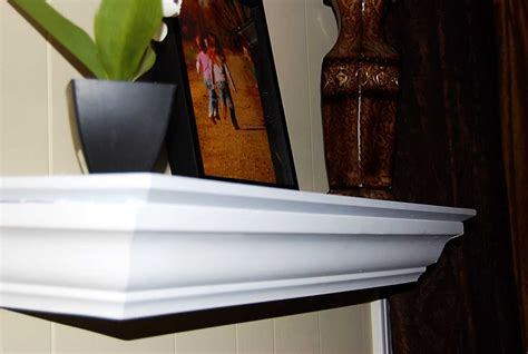 Crown Molding Shelf Diy Sag