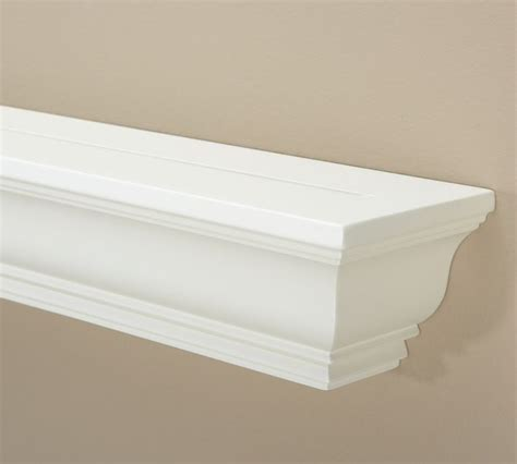 Crown Molding Shelf Ledge